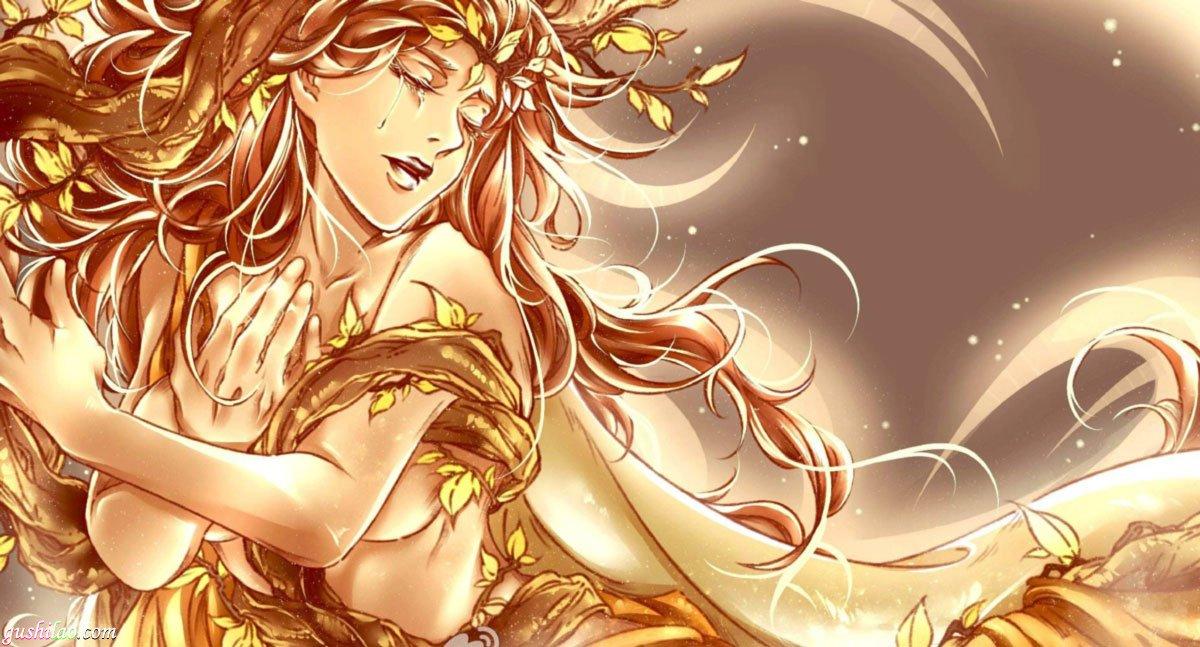 月桂女神的爱恋