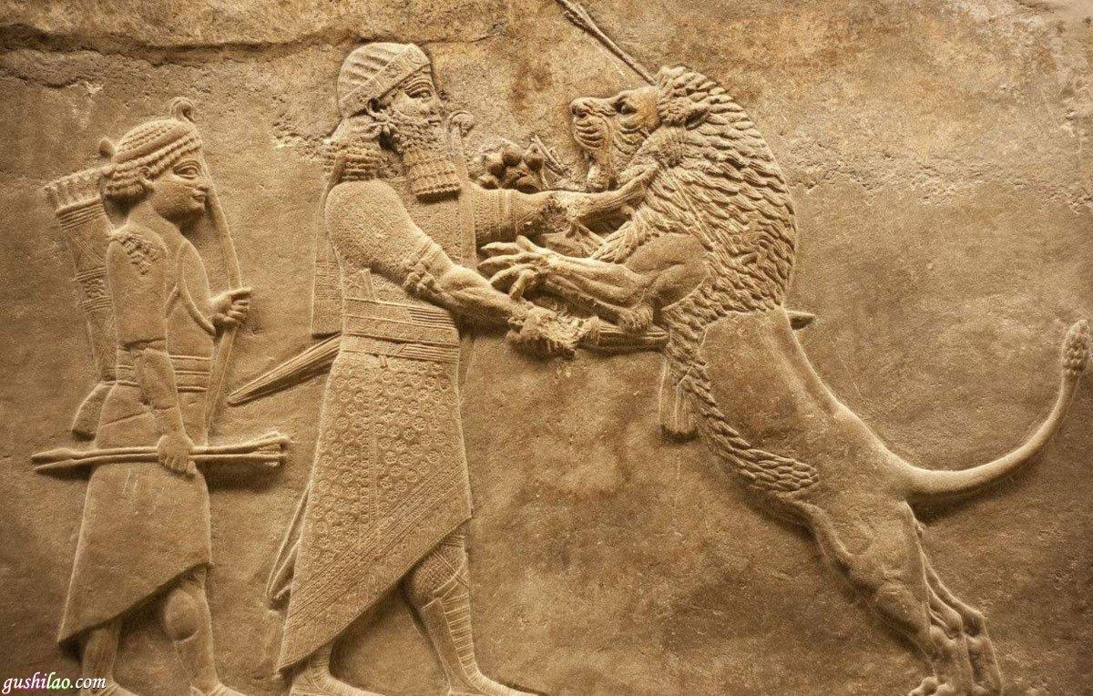 巴比伦文化