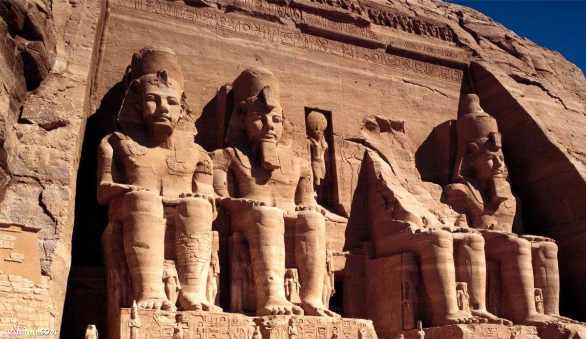 埃及残暴的皇帝冈比西斯