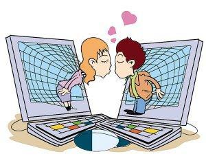 真实的网恋故事