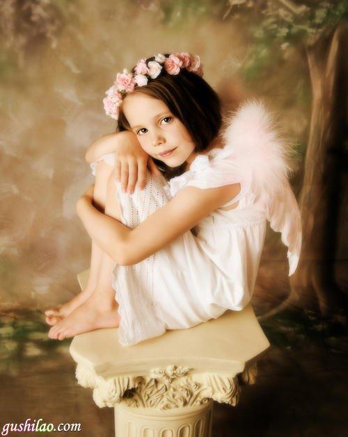 天堂小镇的天使