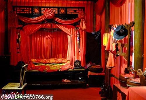 地方婚庆习俗传统故事