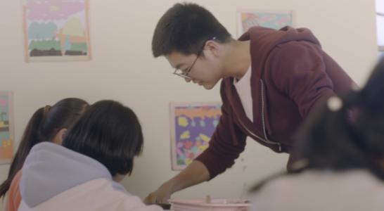 支教老师动人的爱情故事
