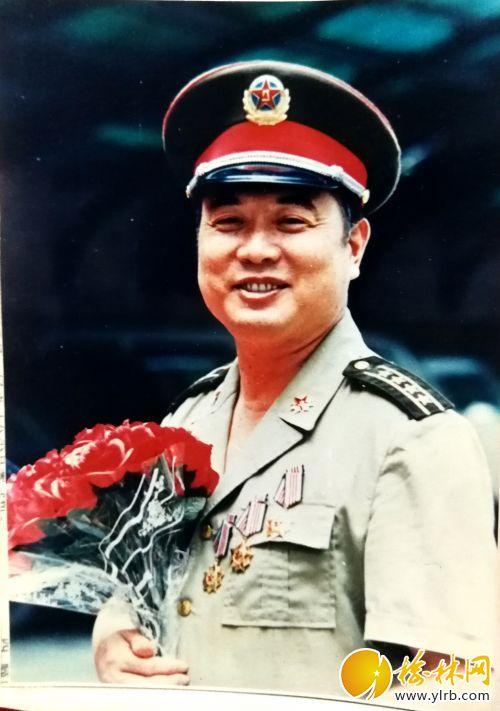 传奇将军陈宝林