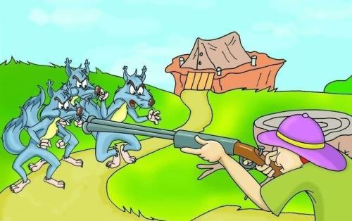 技艺高超的猎人