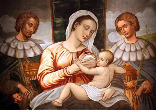 圣母的孩子